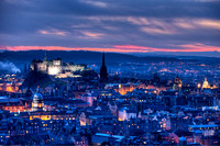 Edinburgh Skyline Photos